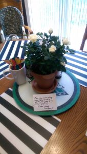 My anniversary gift from Husband. :-)